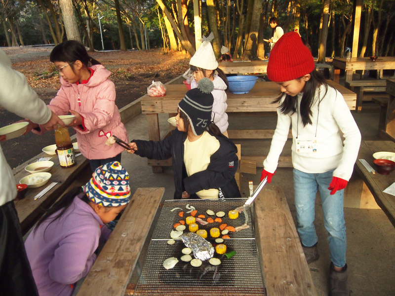 秋冬季キャンプ2019