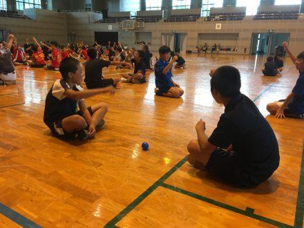 スポーツ少年団交流会