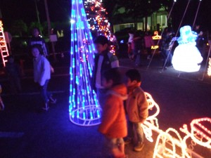 2011年第2回西之表市民クリスマス